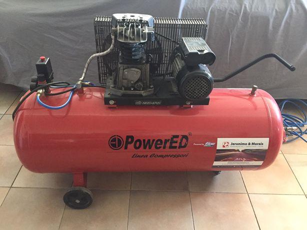Compressor ar comprimido 200l