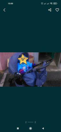 Детская коляска saturn viktoria gold