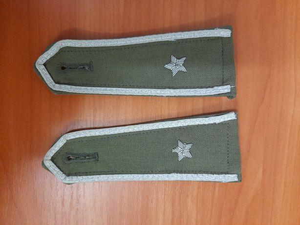 Pagony pochewki do mundurów wyjsciowych