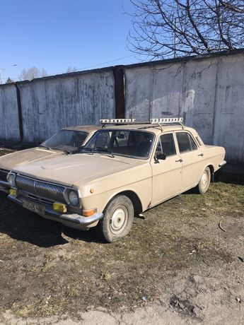 ГАЗ 24 (Волга)