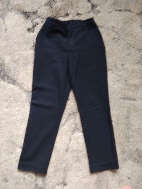Школьные штаны синие