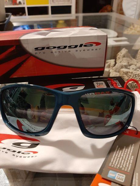 Okulary sportowe Google E505-4P