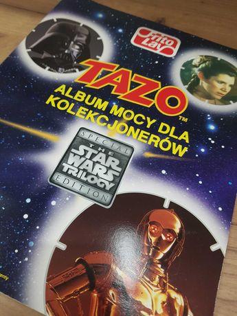 Frito Lay Album Star Wars Tazo - komplet