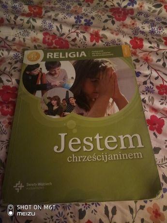 książka do religii kl4