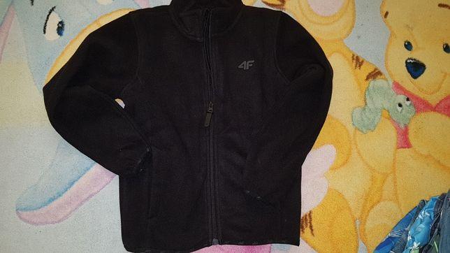 Czarna Bluza polar 4f
