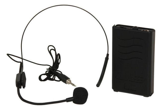 Mikrofon nagłowny Ibiza PORTUHF-HEAD2