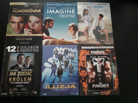 Filmy dvd wydania książkowe