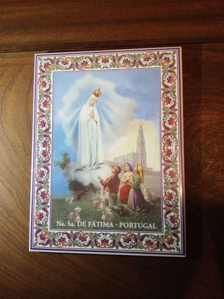 Azulejo Ceres, Antigo, Nossa Senhora de Fátima