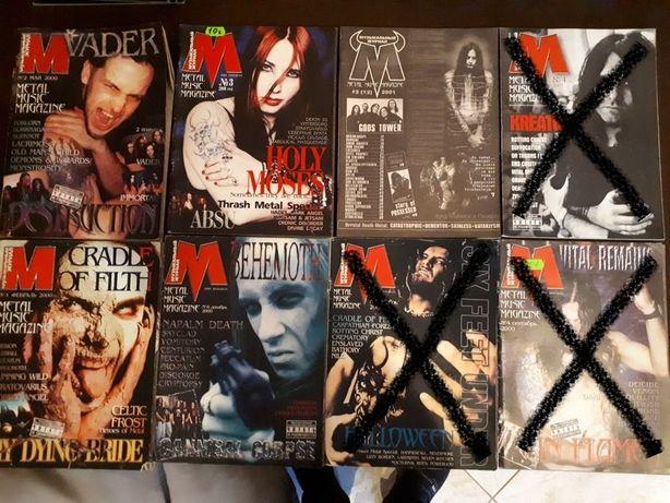 Метал та рок журнали 2