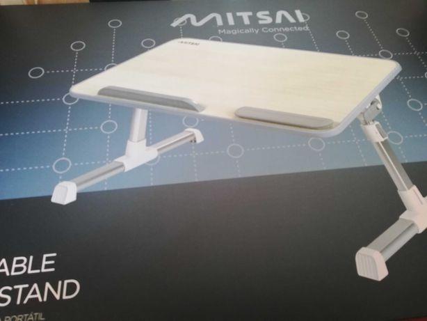 Suporte Novo (nunca usado) Mitsai ajustável para portátil