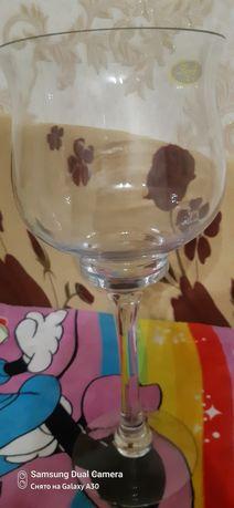 Декоративная ваза бокал