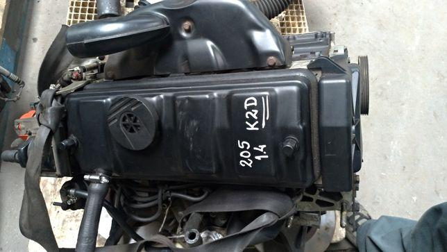 Motor Peugeot 205 1.4i referência K2D