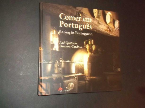 Quitério (José-Homem Cardoso);Comer em Português