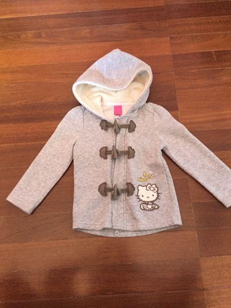 casaco Hello Kitty (92cm)