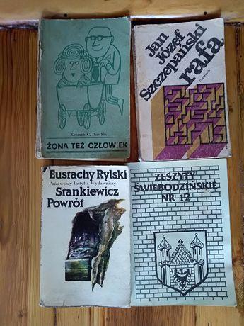 Zeszyty świebodzińskie nr 12.