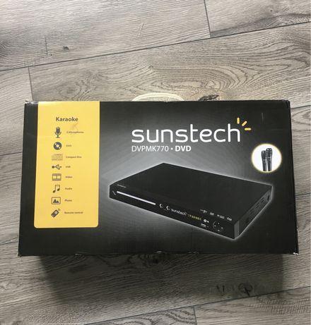 DVD-плеєр Sunstech DVPMK770 + караоке