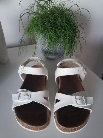 Sandałki plakton