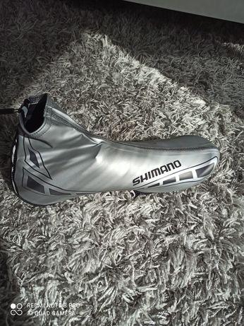 NOWE Ochraniacze na buty kolarskie Shimano