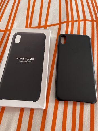 Capa original Apple iphone XS Max