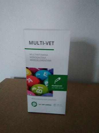 MULTI-VET 500ml – multiwitamina wzbogacona mikroelementami