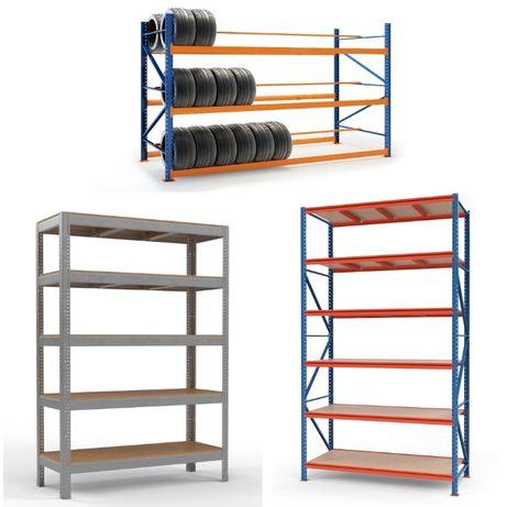 Стеллажи металлические для склада/дома/магазина/гаража/для шин