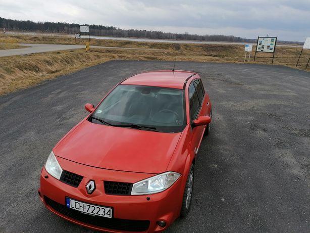 Renault Megane 2 RS Sport 2.0T 250Km Lpg Prywatne Zamiana