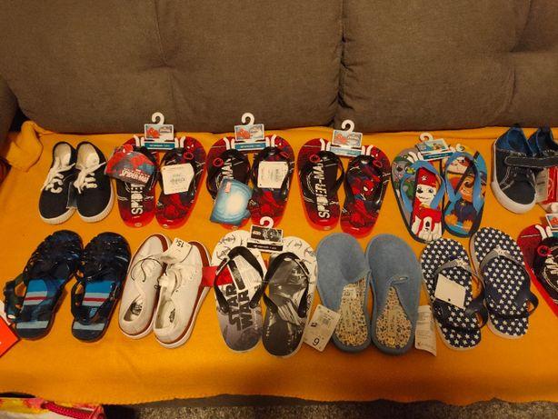 calçado para criança novos