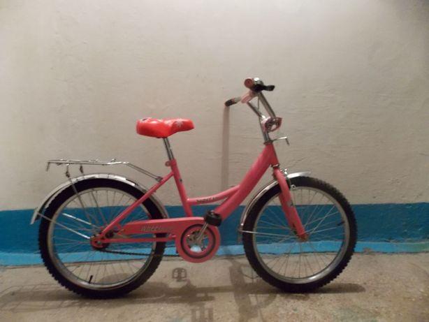 Велосипед для девочки (8-10 лет)