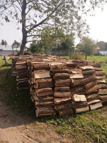 Drewno kominkowe z transportem