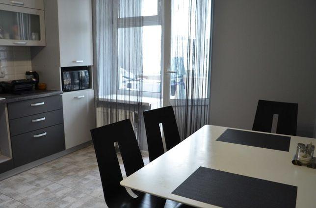 Сучасна квартира з ремонтом та меблями)