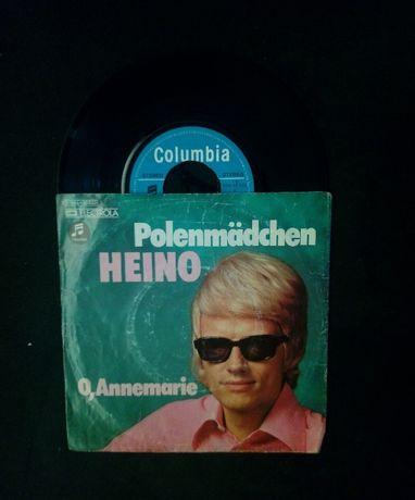 """Winyl Heino - """"Polenmädchen/O, Annemarie"""""""