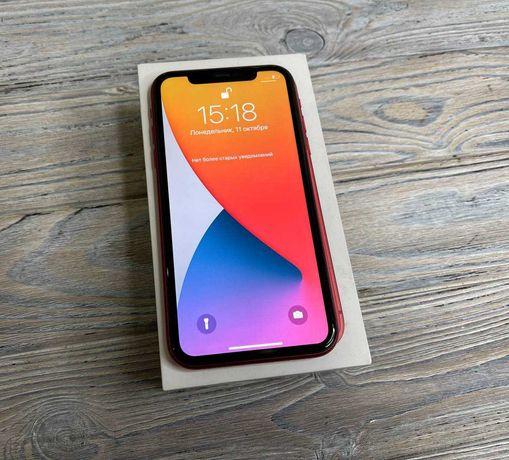 Iphone 11 128GB Red (NeverLock) - ГАРАНТИЯ / EmojieStore.com