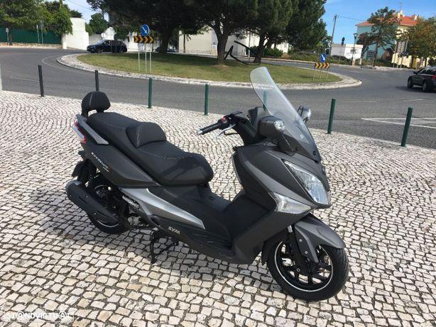 Sym GTS  125 I  ABS
