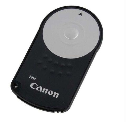 Comando de controle remoto Canon