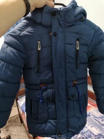 Курточка дитяча зимова