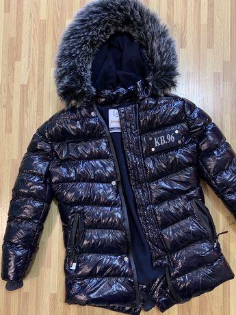 Зимняч куртка на девочку