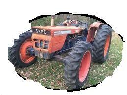 tractor SAME SATURNO 80 com tração ás 4.