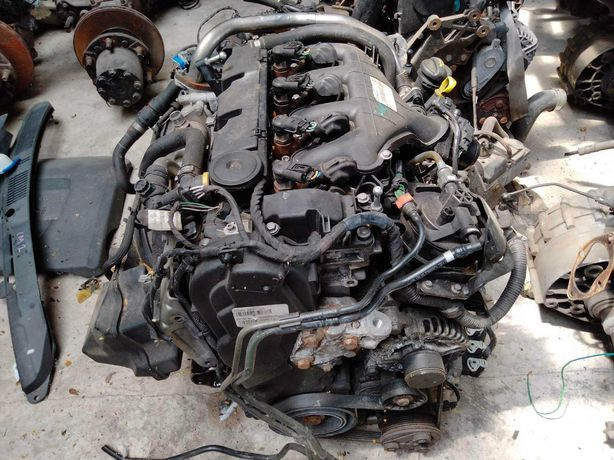 Двигатель 2.0 Diesel Ford Galaxy 2012р