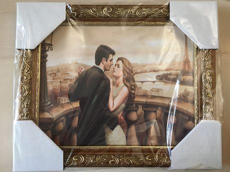 Картина романтика влюбленная пара новая