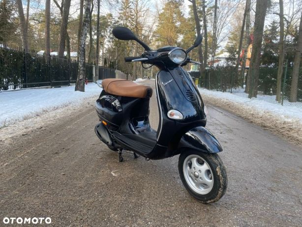 Piaggio Vespa 125 ET4, 2004r! RATY! Transport!