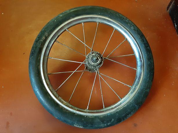 Колесо от детской коляски (СССР) 32 см.