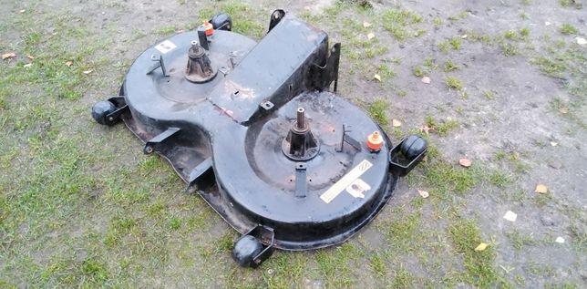 Traktorek kosiarka castel garden honda kosisko agregat tnacy