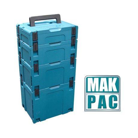 Акция! Makita Makpac 3 ящик макпак кейс
