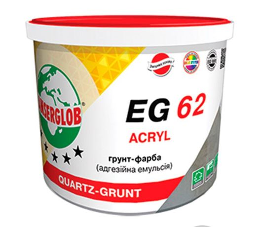 Грунтующая краска Ансерглоб Anserglob EG 62 Acryl 10 л