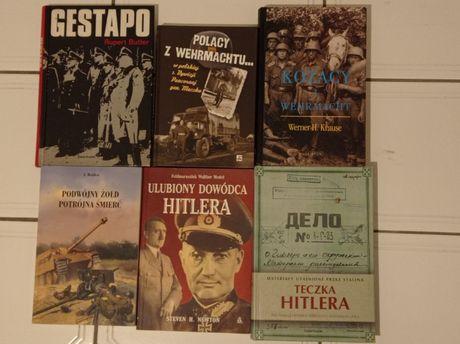 Teczka Hitlera Kozacy i Wehrmacht Podwójny żołd potrójna śmierć