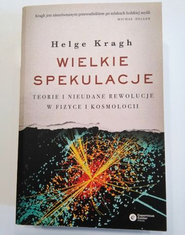 Książka Wielkie Spekulacje - Helge Kragh