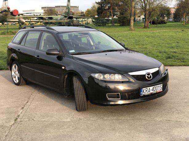 Mazda 6 2006r. 2,3L USZKODZONY