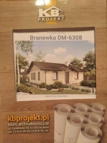 Projekt domu Branewka DM-6308