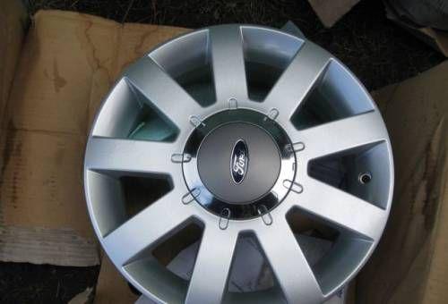Оригинальный колпак заглушка на литые диски Ford 2S6J-1130-AB