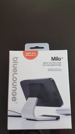 Milo bluelounge micro-suction stand for your smartphone